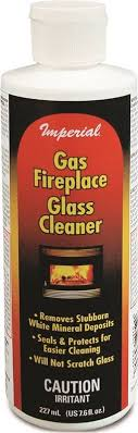 Clean Fireplace Glass  Fireplace IdeasFireplace Glass Cleaner