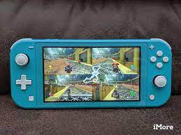 can nintendo switch lite play local co