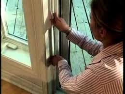 Sliding glass door insulation Patio Doors Patio Door Transparent Vinyl Sheeting Installation Youtube Patio Door Transparent Vinyl Sheeting Installation Youtube
