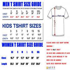 Kobe Sportswear Size Chart Childrens Tee Shirt Size Chart Rldm
