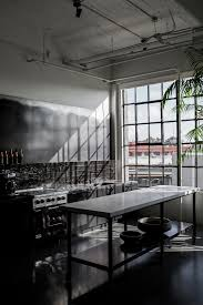 Kitchen Of The Week A Study In Black By Designer Nicole Hollis - Kitchen kitchen design san francisco