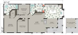 manufactured homes floor plans. Plain Floor Manufactured Homes San Luis Obispo County Silvercrest Craftsman WC28 Floor  Plan Throughout Manufactured Homes Plans