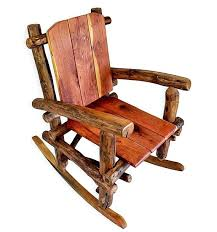wood rocking chair rustic rocking chair patio rocker custom rustic rocking chairs like this item rustic rustic chairs