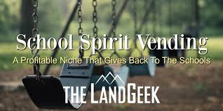 School Spirit Vending Machines Amazing School Spirit Vending A Profitable Niche That Gives Back To The