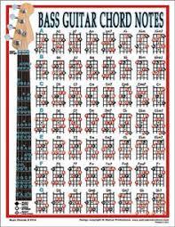 Basic 4 String Bass Chord Chart 369 Best Bass Images In 2019 Bass Guitar Chords Guitar