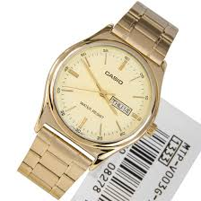 casio gold watches for men best watchess 2017 gold stainless steel men s quartz watch mtp v003g 9a