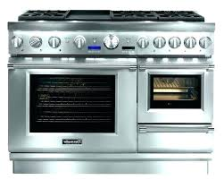 kitchenaid double oven gas range kitchen aid gas stove or full image for top parts intended range reviews idea kitchenaid double oven gas range