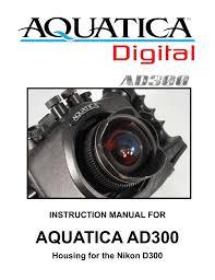 Aquatica Port Chart Aquatica Digital Ad300 Instruction Manual Manualzz Com