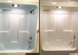 beautiful refinishing fiberglass bathtub pictures bathroom with