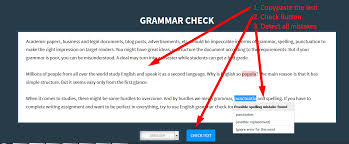 best grammar check writing tools online how it works grammar checker