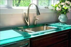 recycled glass kitchen countertops australia modern white sea contemporary