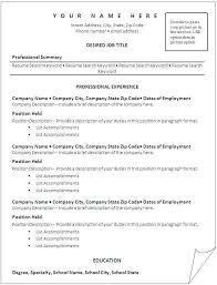 Resume Writer Bay Area