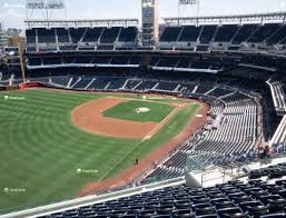 Padres Seating Chart Petco Park Section 326 Seat Views Seatgeek