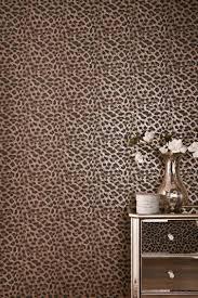 Next Bedroom Wallpaper Wallpaper Wednesday Leopard Print Wallpaper From Next Love Chic