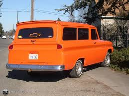 1964 Chevrolet Suburban - Information and photos - MOMENTcar