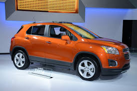 Is GM Considering A GMC Version Of The Chevy Trax?