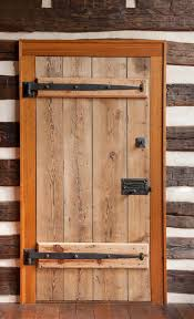 old barn doors for sale. Log Cabin Doors | Old Barn In Woodstock, Va., Were Spliced Together To For Sale