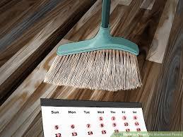 image led clean old hardwood floors step 1
