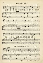 Printable Antique Sheet Music Old Design Shop Blog