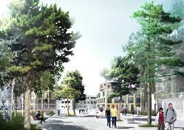 Details of Mandaworks' first-prize Vaasan Raviradan master plan entry in  Vaasa, Finland