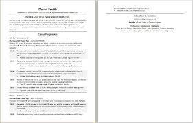 Sample Resume Pharma Sales Pharmaceutical Sales Rep Resume