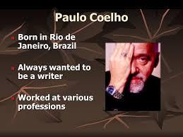 paulo coelho a real world alchemist paulo coelho born in rio de  2 paulo