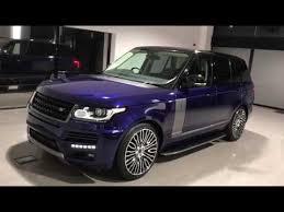2018 land rover vogue. modren vogue land rover range vogue se custom bali blue 2017 body styling pack   autolab uk blackburn for 2018 land rover vogue a