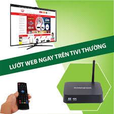 Giới thiệu về Android TV Box - Thiết bị biến tivi thường thành tivi thông  minh
