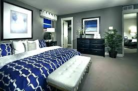 navy blue and white bedroom interior blue grey white bedroom stylish beautiful color schemes pertaining to