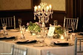 chandelier centerpieces vibrant inspiration chandelier centerpieces table com fresh and reception martini glass centerpiece modern