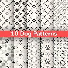 Paw Print Pattern New Design Inspiration