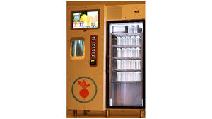 Usa Technologies Vending Machines Beauteous USA Technologies To Provide Cashless Services To JuiceBot