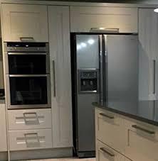 american fridge