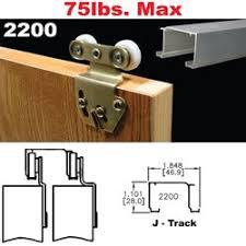 2200 sliding byp door hardware