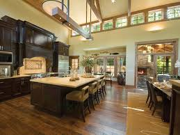 Best Hardwood Floor For Kitchen Hardwood Flooring Kitchen Cherry Oak Material High Gloss Finish