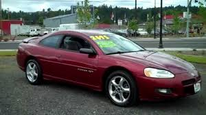 2001 DODGE STRATUS RT SOLD!!! - YouTube