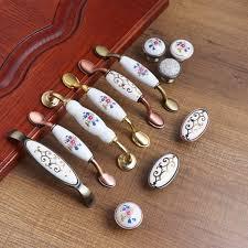 Antique Furniture Handles Marble Vein Knobs And Handles Ceramic