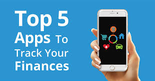 Keep Track Of Your Finances Top 5 Apps To Track Your Finances