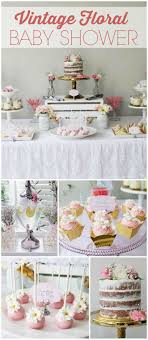 Vintage Baby Shower Decoration 17 Best Ideas About Lace Baby Shower On Pinterest Cute Baby