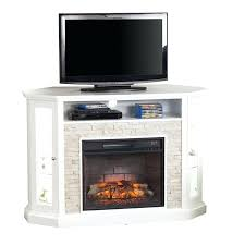 electric fireplace tv stand entertainment unit corner combo with bluetooth costco electric