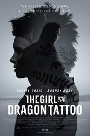фильм девушка с татуировкой дракона The Girl With The Dragon Tattoo