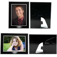 black plain easel cardboard picture frame 5