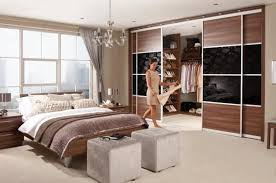 Bedroom Astonishing Bedrooms With Closets Regarding Small Master