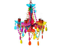 colored crystal chandelier astounding glass pendant lights mini interior coloured lighting blown multi chandeliers co