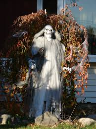 outdoor halloween decor witch decorations
