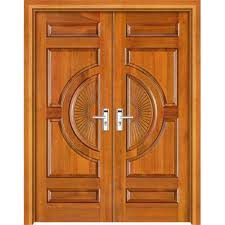 Wooden door designing Teak Wood Double Wooden Door Indiamart Double Wooden Door At Rs 56000 unit Design Door Designer Door