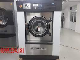 Máy giặt công nghiệp nhập khẩu 25kg