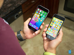 Iphone 5 And Iphone 5c Comparison Chart Apple Iphone 6 Vs Apple Iphone 5s Phonearena