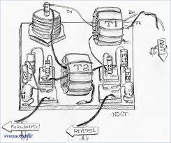 Colorful single phase wiring diagram forward reverse image