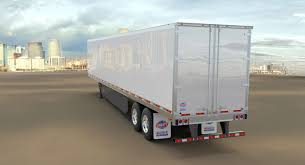 Road Trailer Identification Chart Dry Van Features Options Utility Trailer
